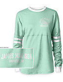 James Madison University Women's Long Sleeve Ra Ra T-Shirt