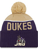 James Madison University Knit Pom Hat