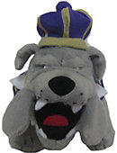 "James Madison University 6"" Plush Duke Dog"