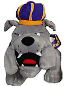 James Madison University Plush Mascot
