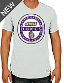 James Madison University Dukes Tri-Blend T-Shirt