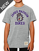 James Madison University Dukes Youth Short Sleeve T-Shirt