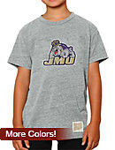James Madison University Dukes Toddler Tri-Blend T-Shirt