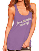 James Madison University Youth Girls Tank Top