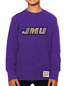James Madison University Youth Long Sleeve Thermal T-Shirt