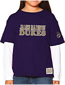 James Madison University Dukes Youth Long Sleeve T-Shirt