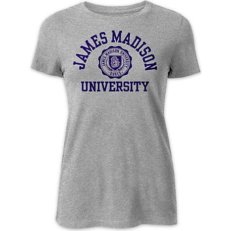 James Madison University Women 39 S Freshy T Shirt James