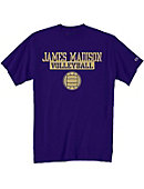 James Madison University Volleyball  T-Shirt