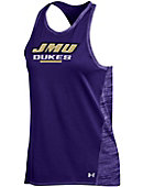Under Armour James Madison University Dukes Women's Twist Tech T-Shirt