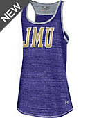 James Madison University Youth Girl's Tank Top