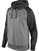 James Madison University Women's Thermal Fleece Hooded Sweatshirt