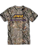 James Madison University Real Tree Youth T-Shirt