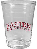Eastern University 16 oz. Glass Party Cup