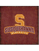 Susquehanna University Vintage Tin Sign