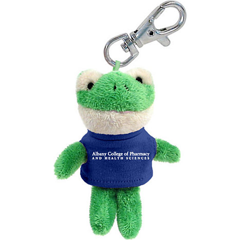 Product: Albany College of Pharmacy and Health Sciences Plush Keychain