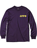 University of District of Columbia Omega Psi Phi Long Sleeve T-Shirt