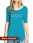 University of District of Columbia Women's 3/4 Length Sleeve