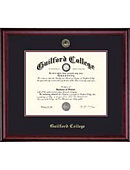 Guilford College Classic Diploma Frame