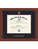 Guilford College Diploma Frame