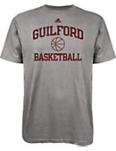 Adidas Guilford College Basketball T-Shirt