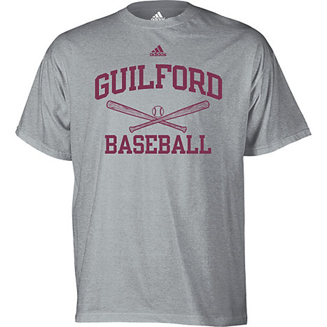 Product: Guilford College Baseball T-Shirt