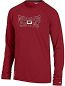 Guilford College Vapor Performance Long Sleeve T-Shirt