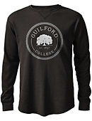 Guilford College Watch Hill Waffle Long Sleeve T-Shirt