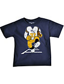 Marian University Football Player Toddler T-Shirt