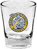 Marian University Knights 1.5 oz. Collector's Glass