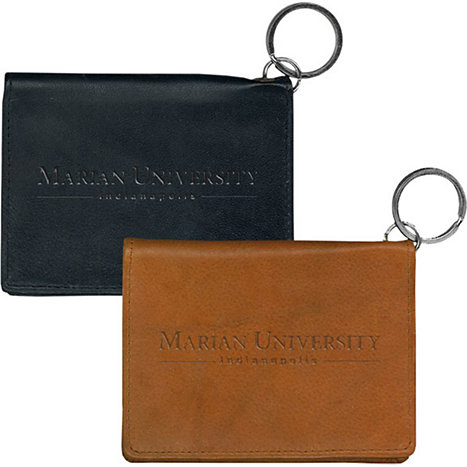 Product: Marian University Keychain Wallet