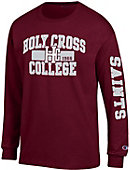 Holy Cross College Saints Long Sleeve T-Shirt