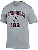 Holy Cross College Soccer T-Shirt