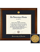 University of Florida 11'' x 14'' Bamboo Diploma Frame