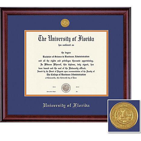 1314e Diploma Frame University Of Florida