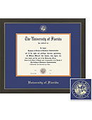 University of Florida 11'' x 14'' Metro Diploma Frame