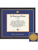 University of Florida Prestige Diploma Frame