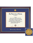 University of Florida 11'' x 14'' Windsor Diploma Frame