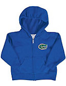 University of Florida Gators Infant Full Zip Hooded Sweatshirt