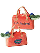 University of Florida 8'' Plush Pet Carrier