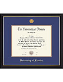 University Of Florida Coronado BA/MA Diploma Frame -ONLINE ONLY