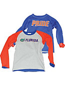 University of Florida Youth Boy's Inside Out Long Sleeve T-Shirt