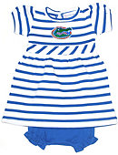 University of Florida Gators Infant Dress with Bloomers
