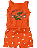 University of Florida Girls' Star Romper