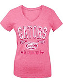 University of Florida Gators Girl's Youth V-Neck T-Shirt
