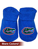 University of Florida Gators Baby Booties