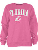 University of Florida Gators Women's Crewneck Sweatshirt
