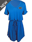 University of Florida Women's Waist Tie Dress