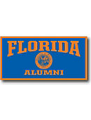 University of Florida Alumni 18'' x 36'' Banner