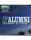 University of Florida Alumni Decal