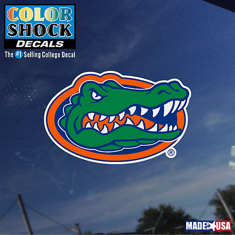 Product: Gator Decal